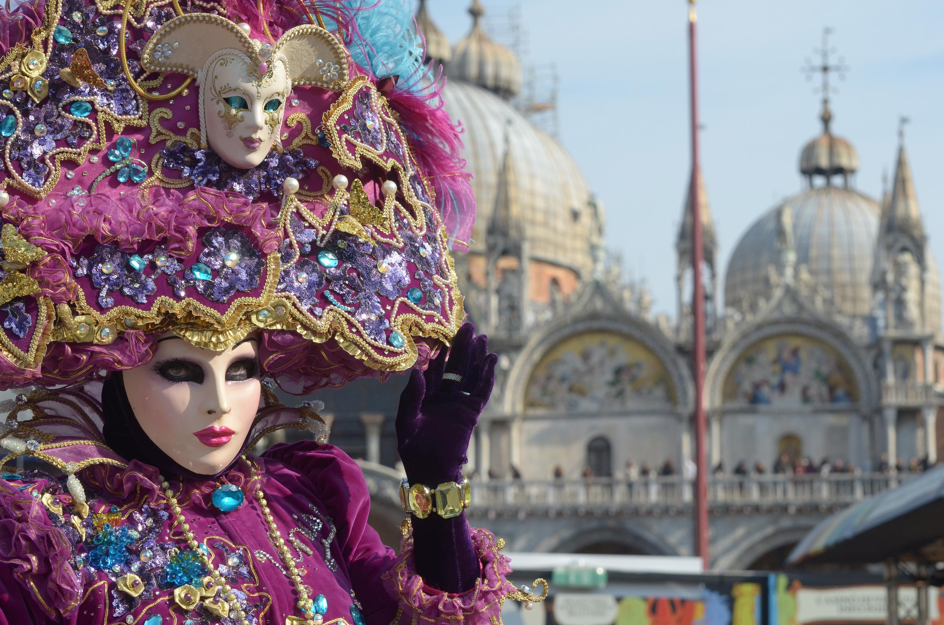 Carnevale: Venezia resta la capitale italiana davanti a Viareggio, Fano e Ivrea